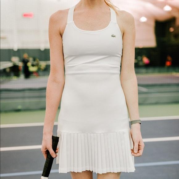 Lacoste Dresses & Skirts - Lacoste Tennis Dress (0)